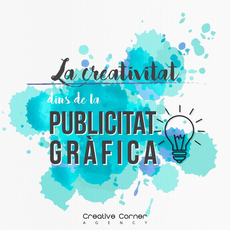 La creativitat dins la publicitat gràfica