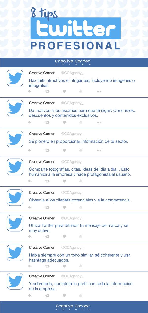 tips twitter empresa
