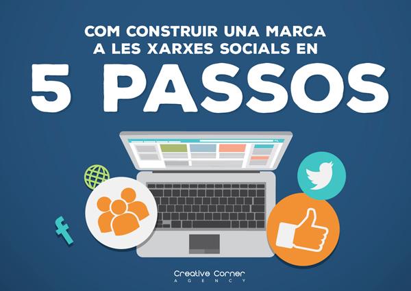Com construir una marca a les xarxes socials
