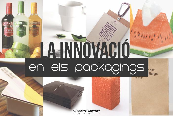 La innovació en els packagings