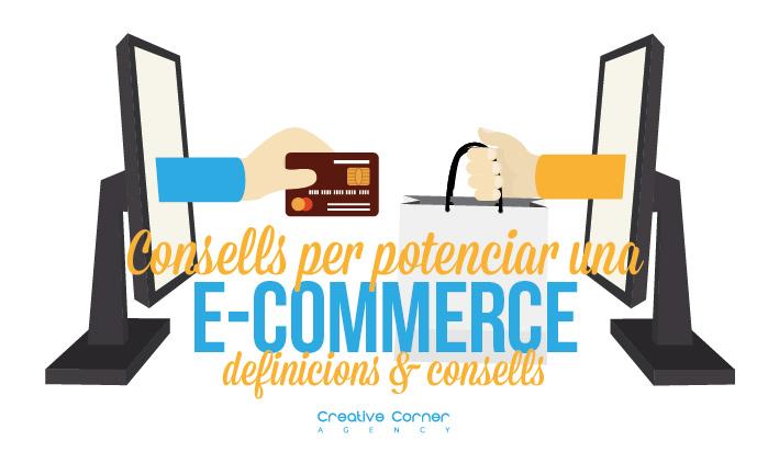 Consells per potenciar una e-commerce