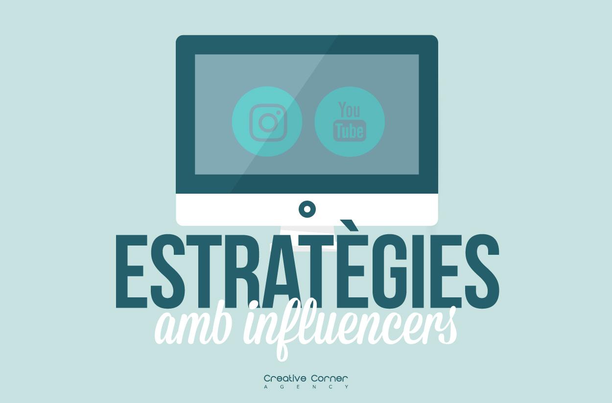 Estratègies amb influencers