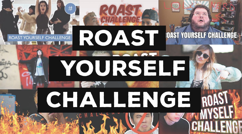 Roast Yourself Challenge: els YouTubers se'n riuen d'ells mateixos