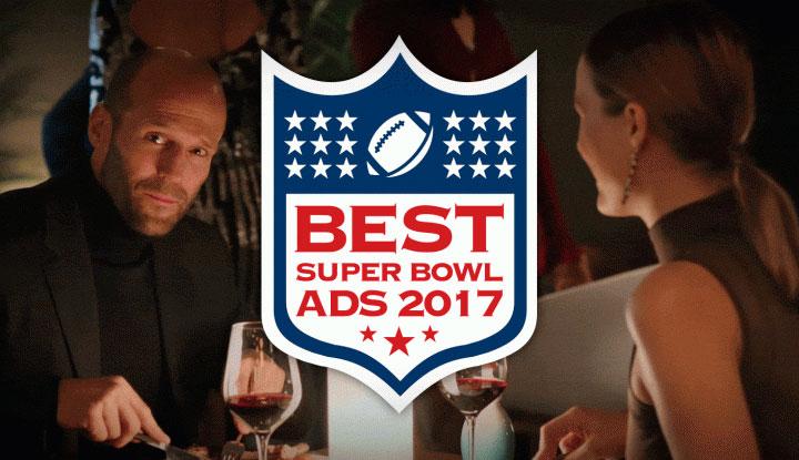 Els millors anuncis de la Super Bowl 2017