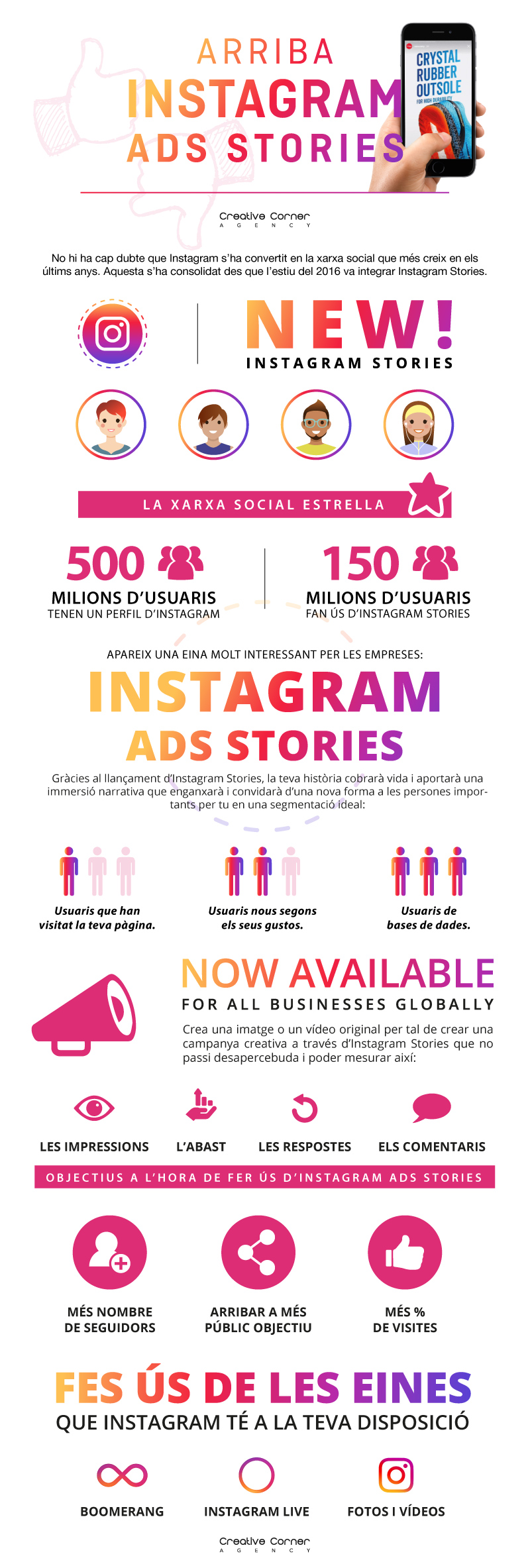 instagram ads stories