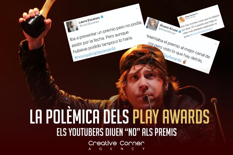 La polèmica dels Premis Play Awards