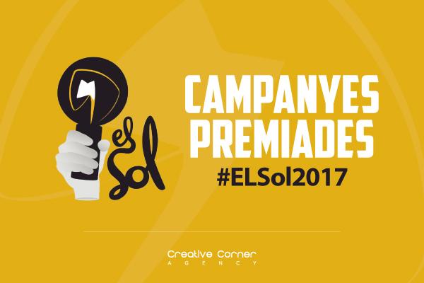 Campanyes Premiades El Sol 2017