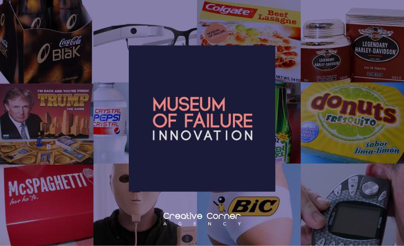 MUSEU DEL FRACÀS, una col·lecció de productes fallits