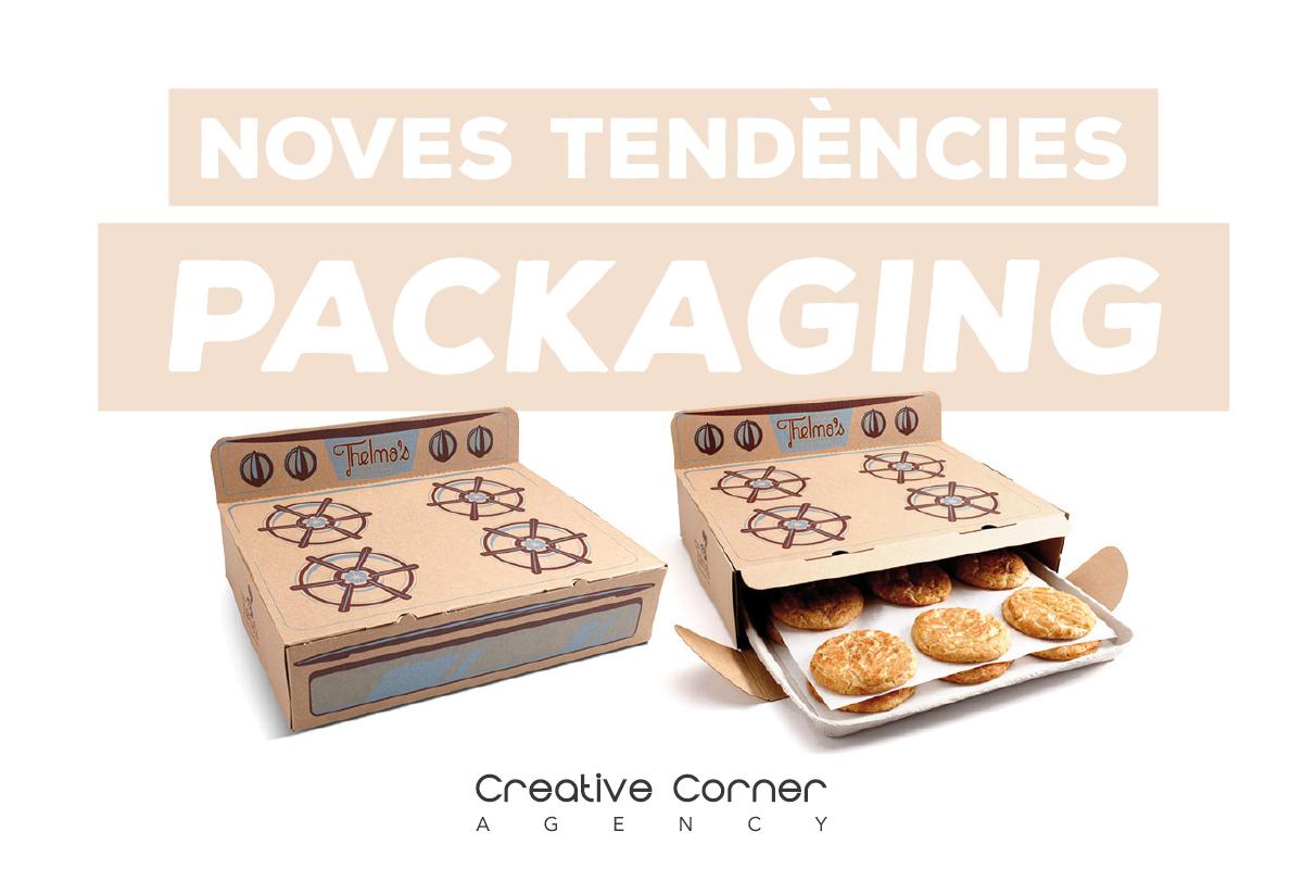 Noves tendències en packagings