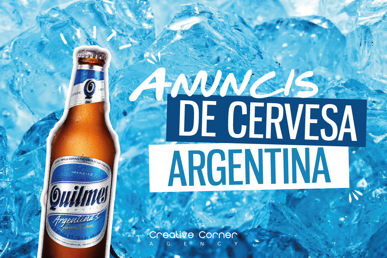 Anuncis de cervesa argentina