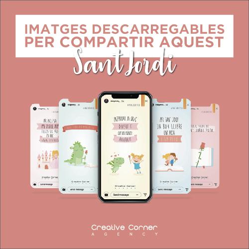 Imatges Sant Jordi 2018 [Descarregables]