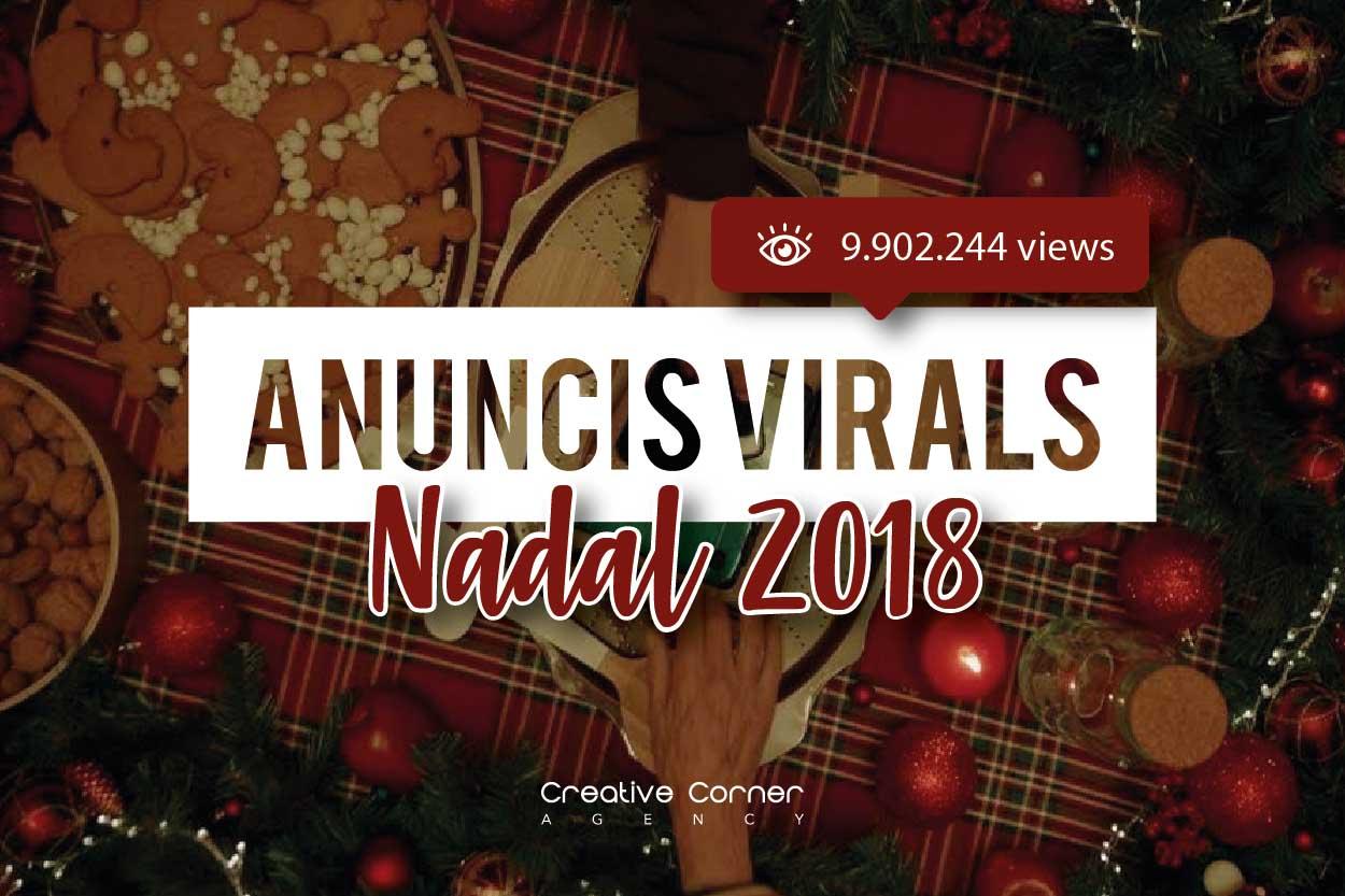 Anuncis virals Nadal 2018
