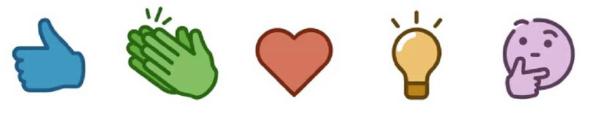 Noves reaccions de LinkedIn. Instagram vol eliminar els likes.