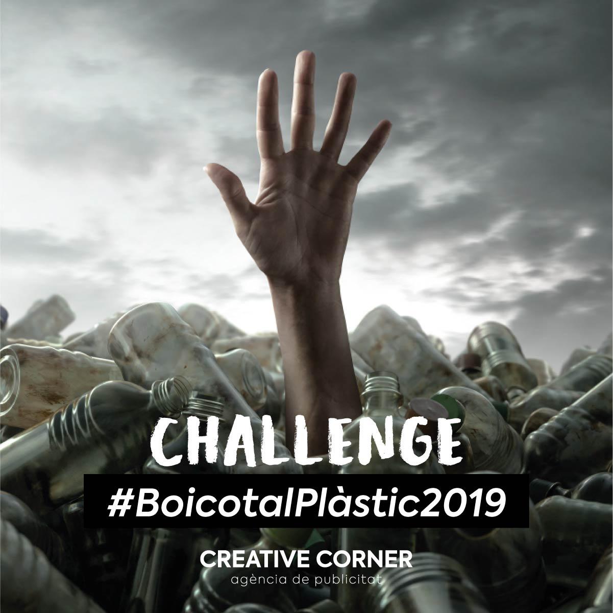 Challenge #Boicotalplàstic